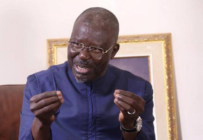 """Babacar Gaye  parle! """" Je suis un homme libre mais (...) Le PDS a été plongé dans des contre-valeurs et des combines (...)"""