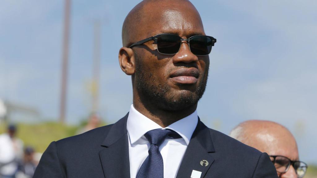 Didier Drogba veut devenir le Président de la Fédération ivoirienne de football