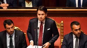 En Italie, c'en est fini avec le  gouvernement de coalition !