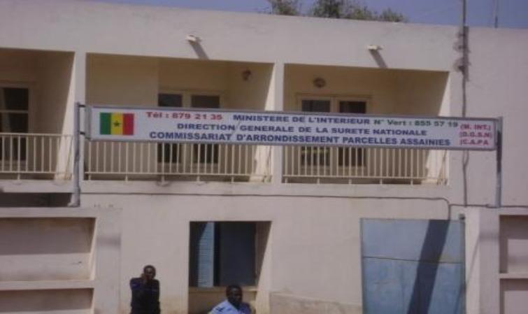 Commissariat des Parcelles Assainies : Bara Sangharé a passé le témoin à son collègue Daouda Mbodj.