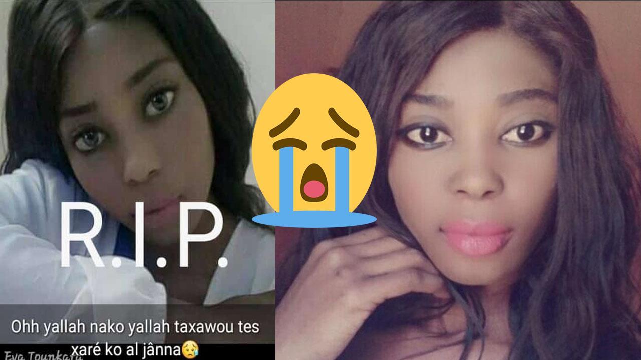 Photos d'Awa Tounkara : L'étudiante tombée du 3e étage à Ouakam