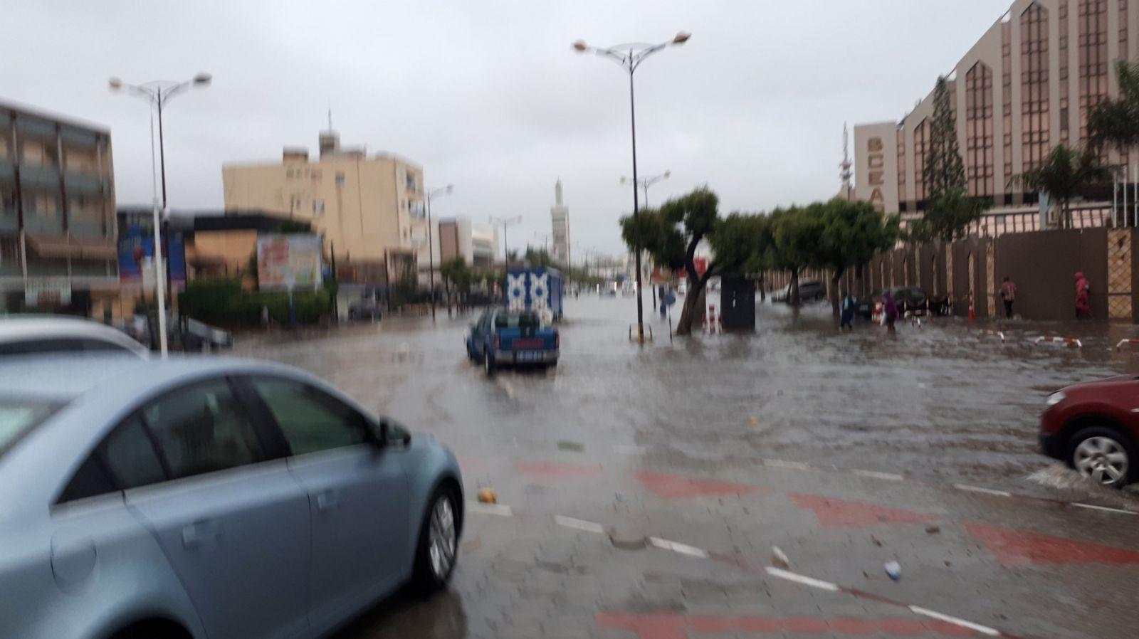 Dakar: Après la pluie, c'est le sale temps