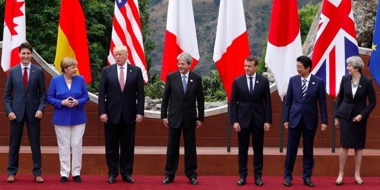 Voici le programme du sommet du G7 à Biarritz !