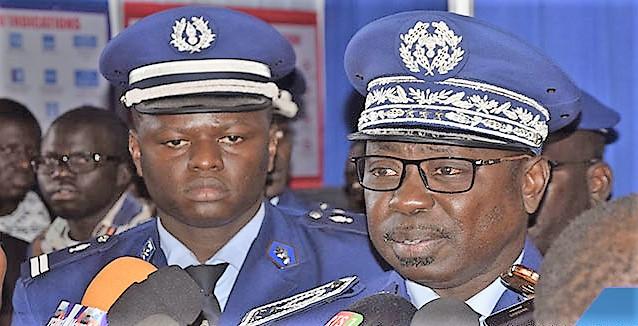 Gendarmerie: Succession du Général Cheikh Sène, trois prétendants déclaré