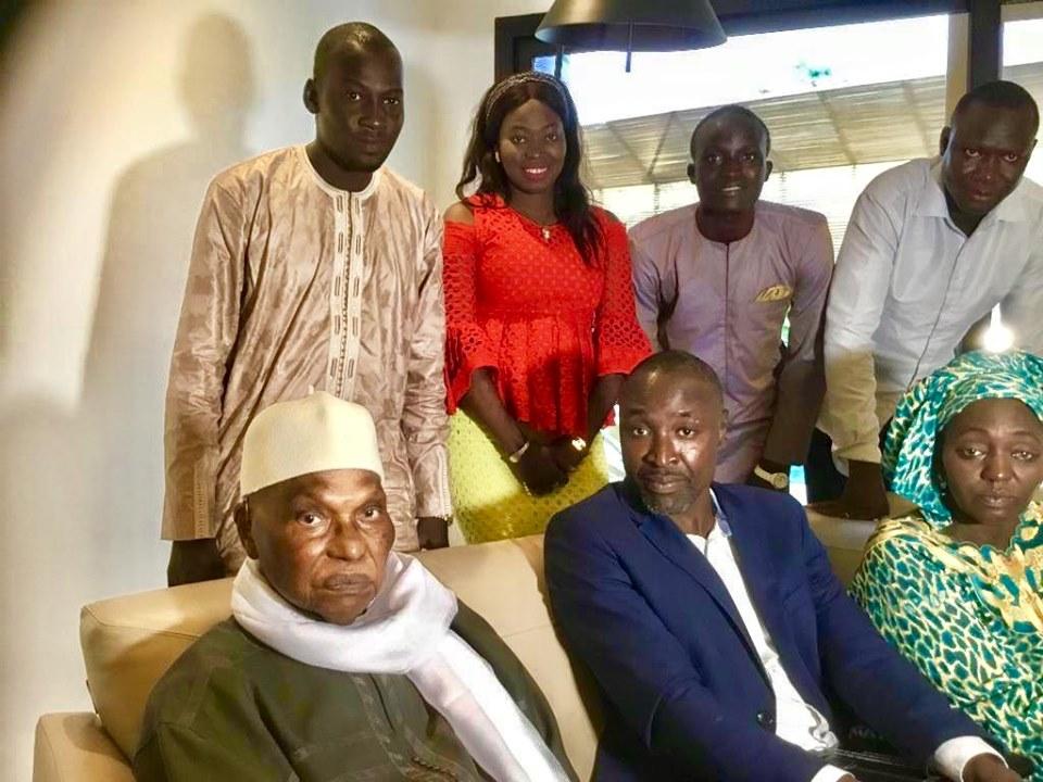 Me Abdoulaye Wade  réagit sur le cas de son ami...Adama Gaye avant de lui demander d'arrêter sa diète  (EXCLUSIVITÉ DAKARPOSTE)