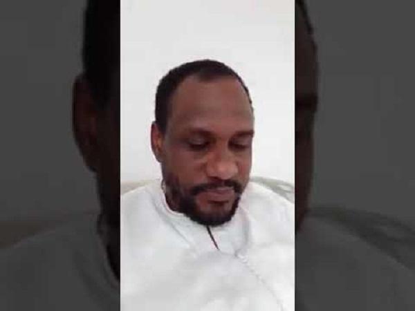 Ousmane Bâ, l'insulteur des familles religieuses arrêté au Gabon