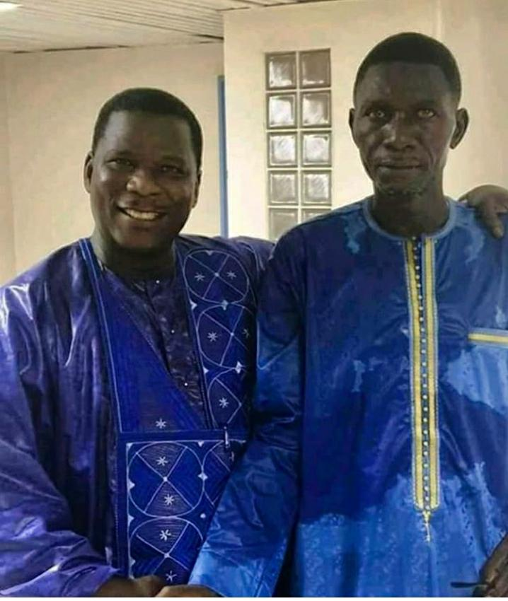 Libéré, le prêcheur Taïb Socé a, bizarrement, perdu du poids