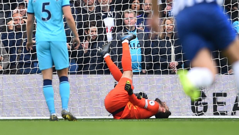 Le gardien des Bleus Hugo Lloris gravement blessé avec Tottenham