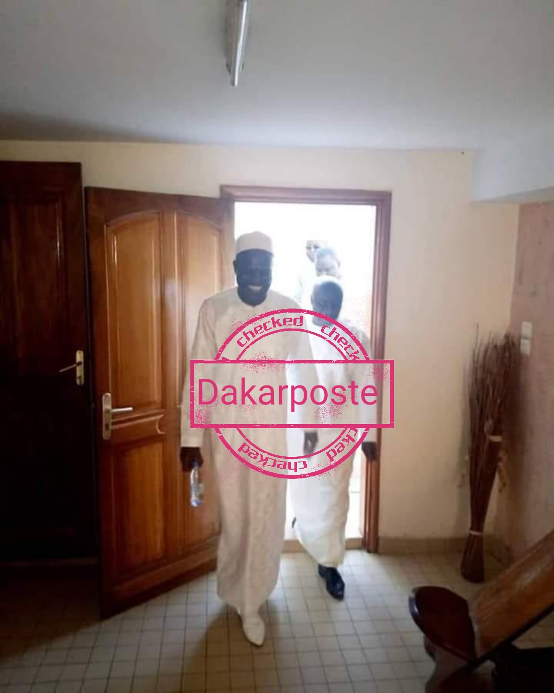 Khalifa Sall et Idissa Seck se sont rencontrés ce samedi (Images)