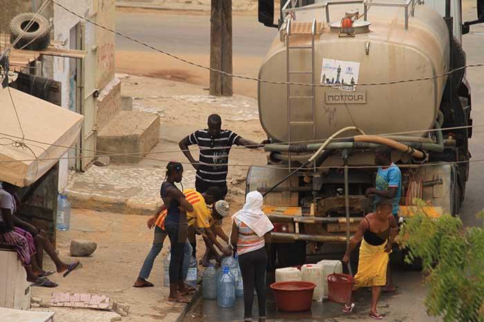 Pénuries récurrentes d'eau à Touba lors des Magals - Et si l'on appliquait une solution à la Massalikoul Djinane ?