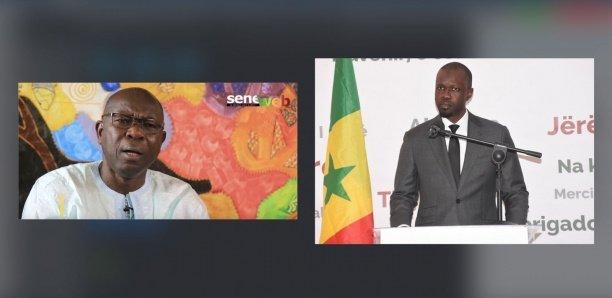 """Moussa Diaw : """"Derrière la levée de l'immunité parlementaire de Sonko se cache une…"""""""
