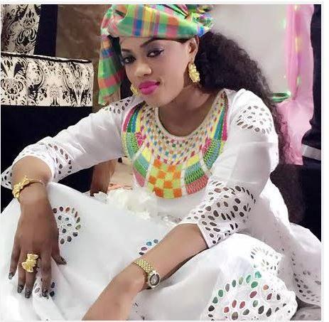 Sokhna Aïda Diallo persisite et signe : Son Gamou aura bien lieu à ...Madinatoul Salam ! (EXCLUSIVITÉ DAKARPOSTE)