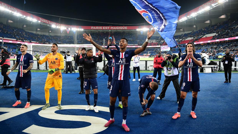 Foot européen : le PSG écrase l'OM, Leicester et l'Atalanta cartonnent