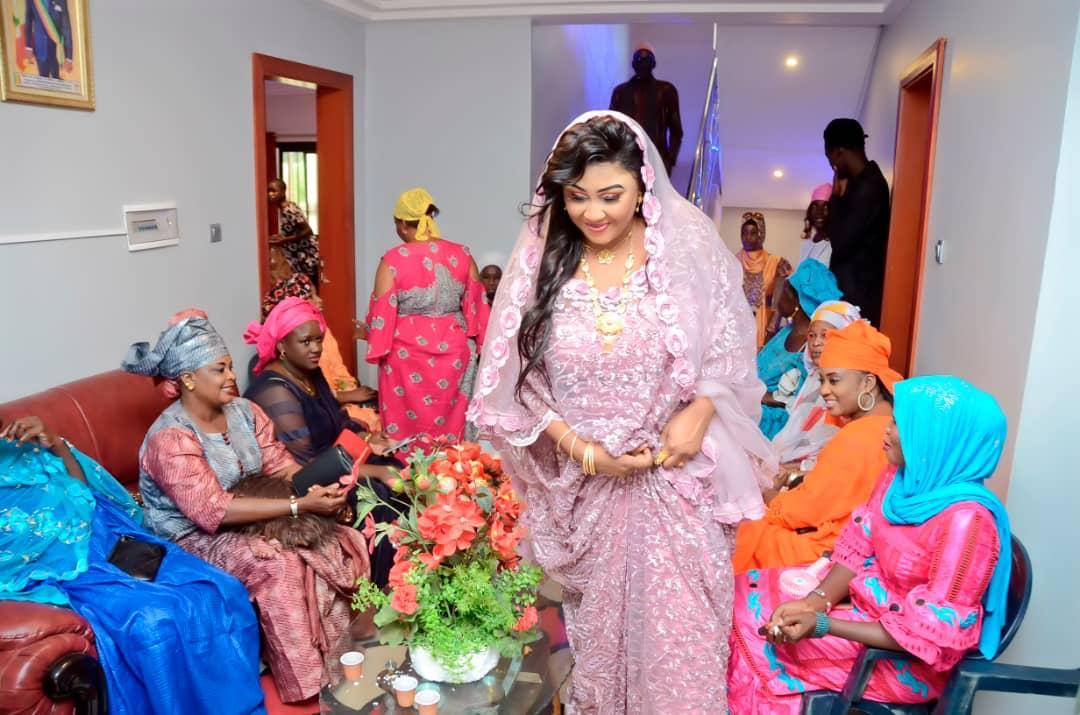 Qui est Ndiaya Sylla, celle que Kara vient d'épouser ?