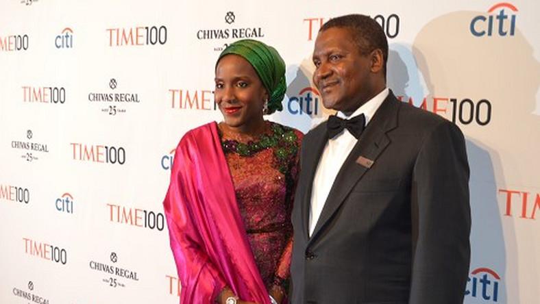 Elhaj  Aliko Dangoté, l'homme le plus riche d'Afrique, nomme sa fille, au poste de... Directrice des opérations commerciales de Dangoté Group