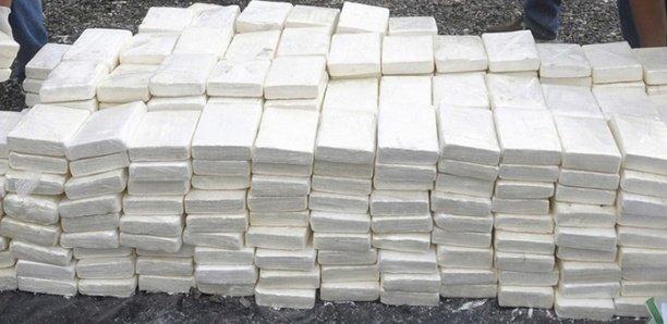 Cocaïne saisie par la marine : La Douane réclame 240 milliards à l'équipage