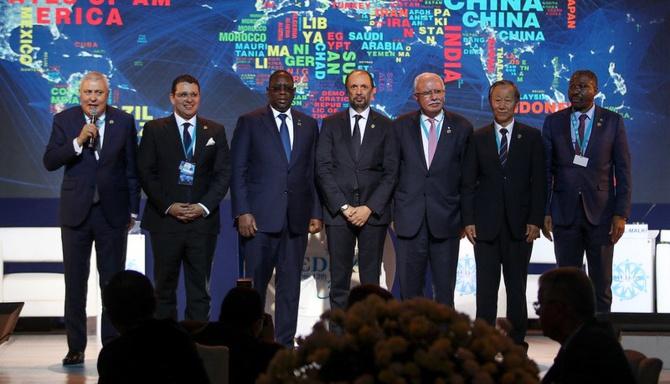 """Macky Sall: """" Il y a urgence à réformer la gouvernance politique et économique (...)Il urge de lutter  contre l'évasion fiscale, le blanchiment d'argent et les flux financiers illicites (...)"""""""
