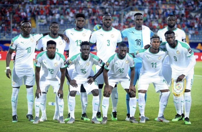 CAN 2021 : LE SÉNÉGAL BAT ESWATINI, 4-1