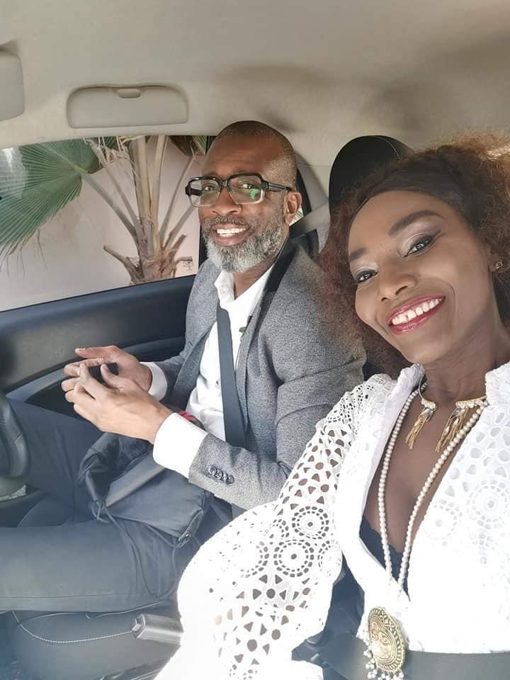 Coumba Gawlo en toute complicité avec Bouba Ndour...