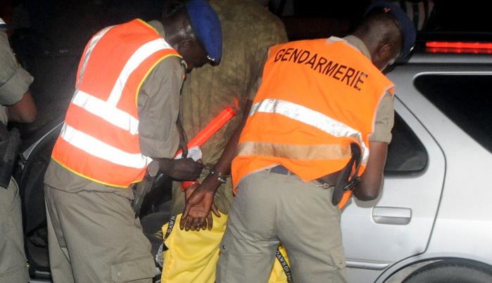 Médina Baye : Un vaste réseau de d'arnaqueurs démantelé par la section recherches de la gendarmerie de Kaolack