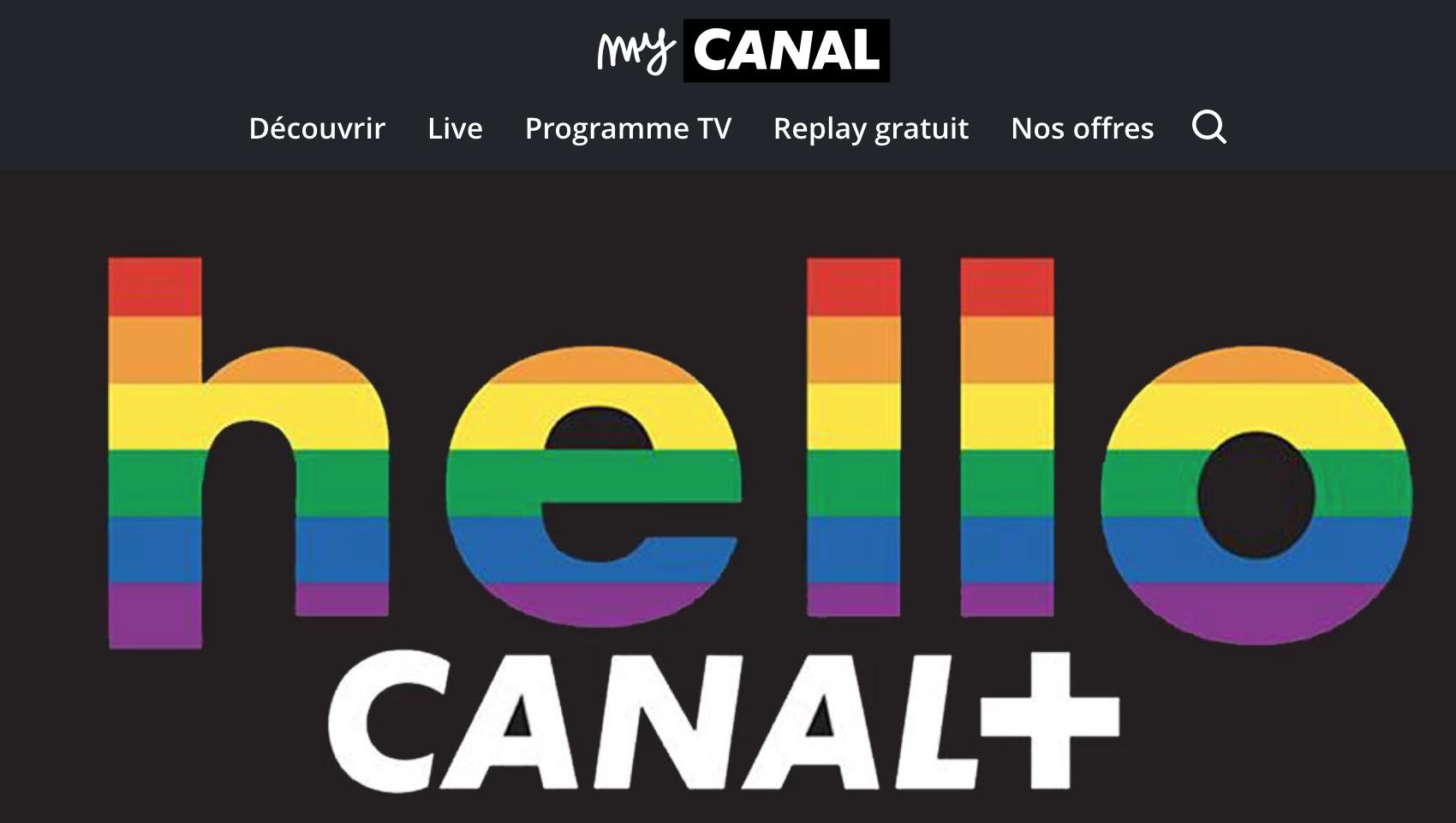 HELLO : la chaîne de la création LGBTQ+ disponible sur myCANAL