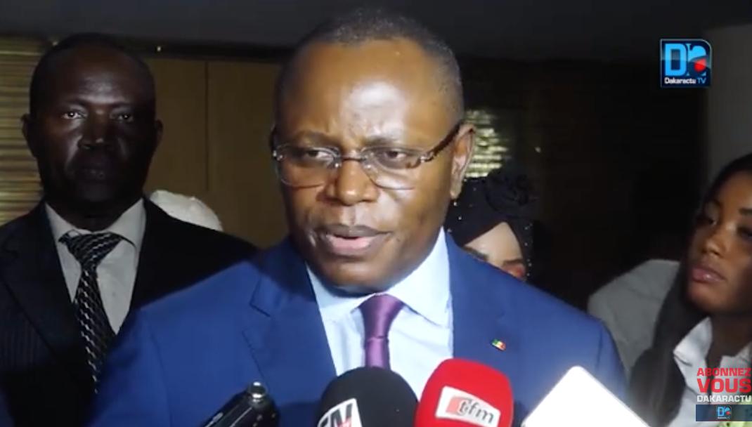 Ministère des sports / Audit ARMP : Les précisions du ministre Matar Ba