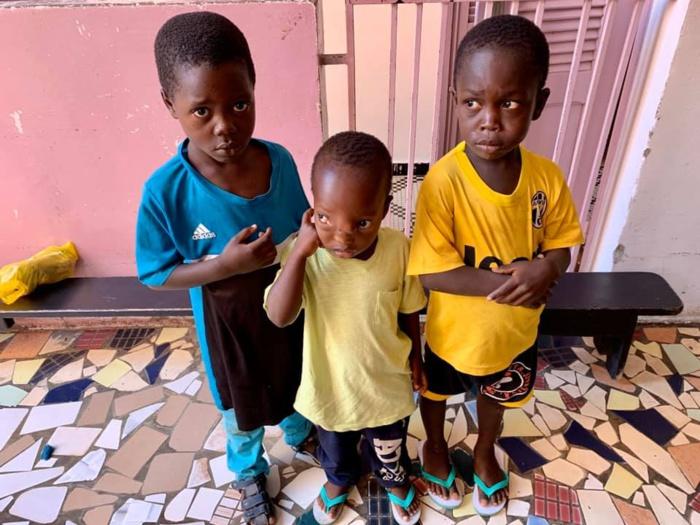 Perdu depuis trois jours, ces trois enfants recherchent leurs parents