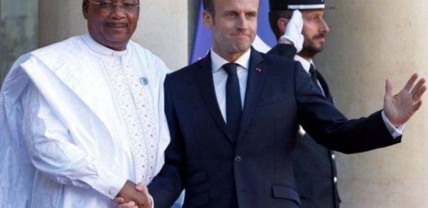 """Macron convoque 5 présidents africains en France pour """"des clarifications"""""""