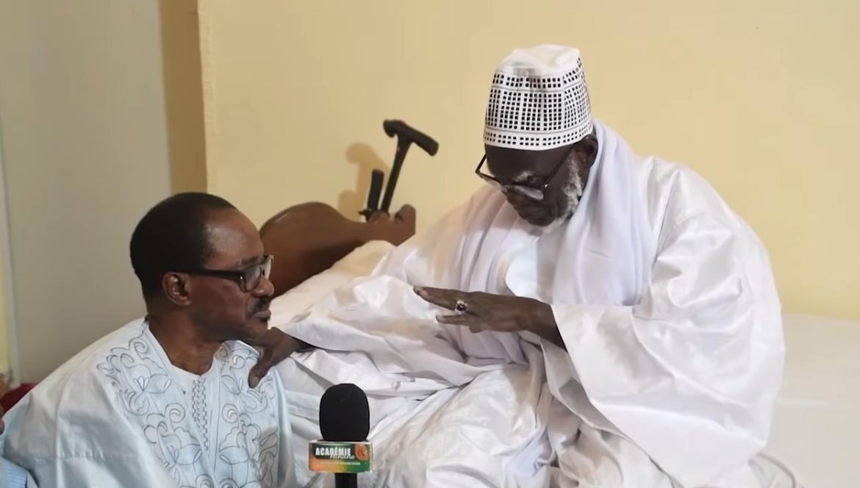 Activités politiques: la demande forte du Khalife des Mourides à Me Madické Niang (VIDEO)