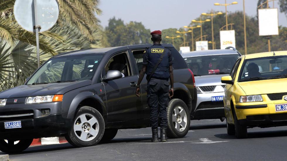 Urgent- Un policier s'est suicidé à l'intersection du marché SANDAGA