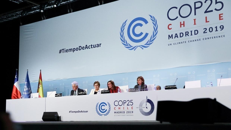 COP25 de Madrid : accord a minima sur le climat, les divergences persistent