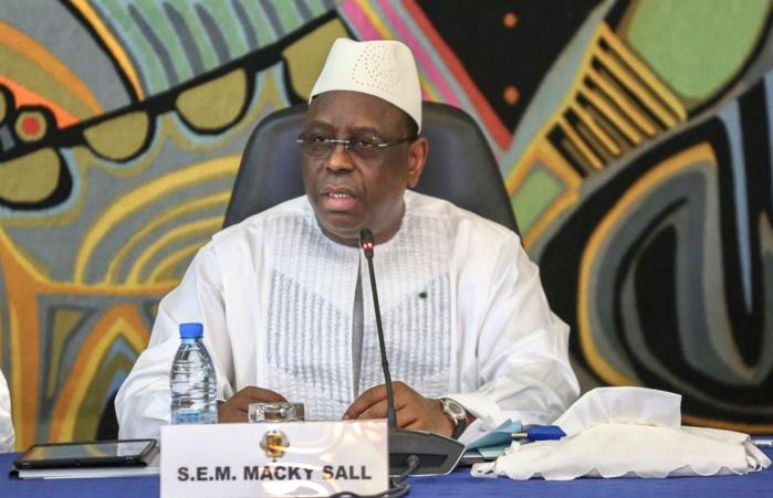 Réunion du Comité Exécutif de l'APR- Ce que le Pr Macky Sall a dit à ses militants et...