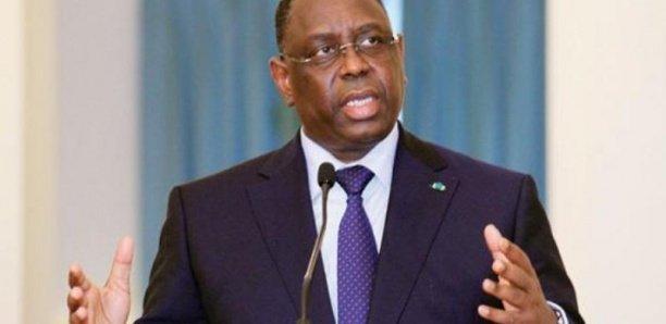 Macky Sall : «Le Sénégal, est sur la bonne voie... »