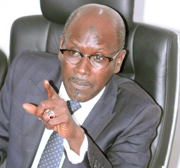 Seydou Guèye : « le Président Macky Sall a donné l'instruction de l'exclusion de Moustapha Diakhaté »