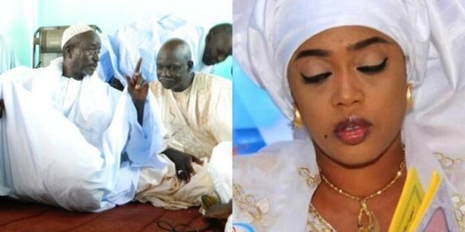 Les dessous de la visite d'Aïda Diallo chez Serigne Cheikh Saliou.
