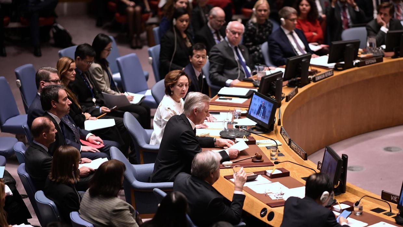 """Le Conseil de sécurité de l'ONU vote pour un """"cessez-le-feu durable"""" en Libye"""