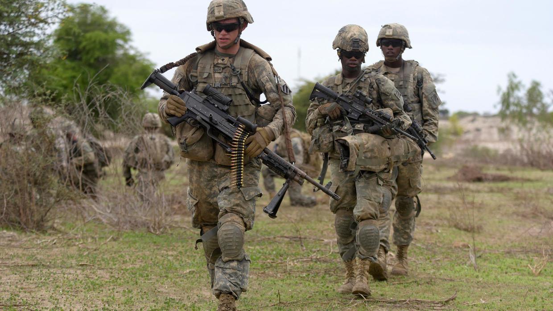 Les États-Unis veulent réajuster leurs forces en Afrique