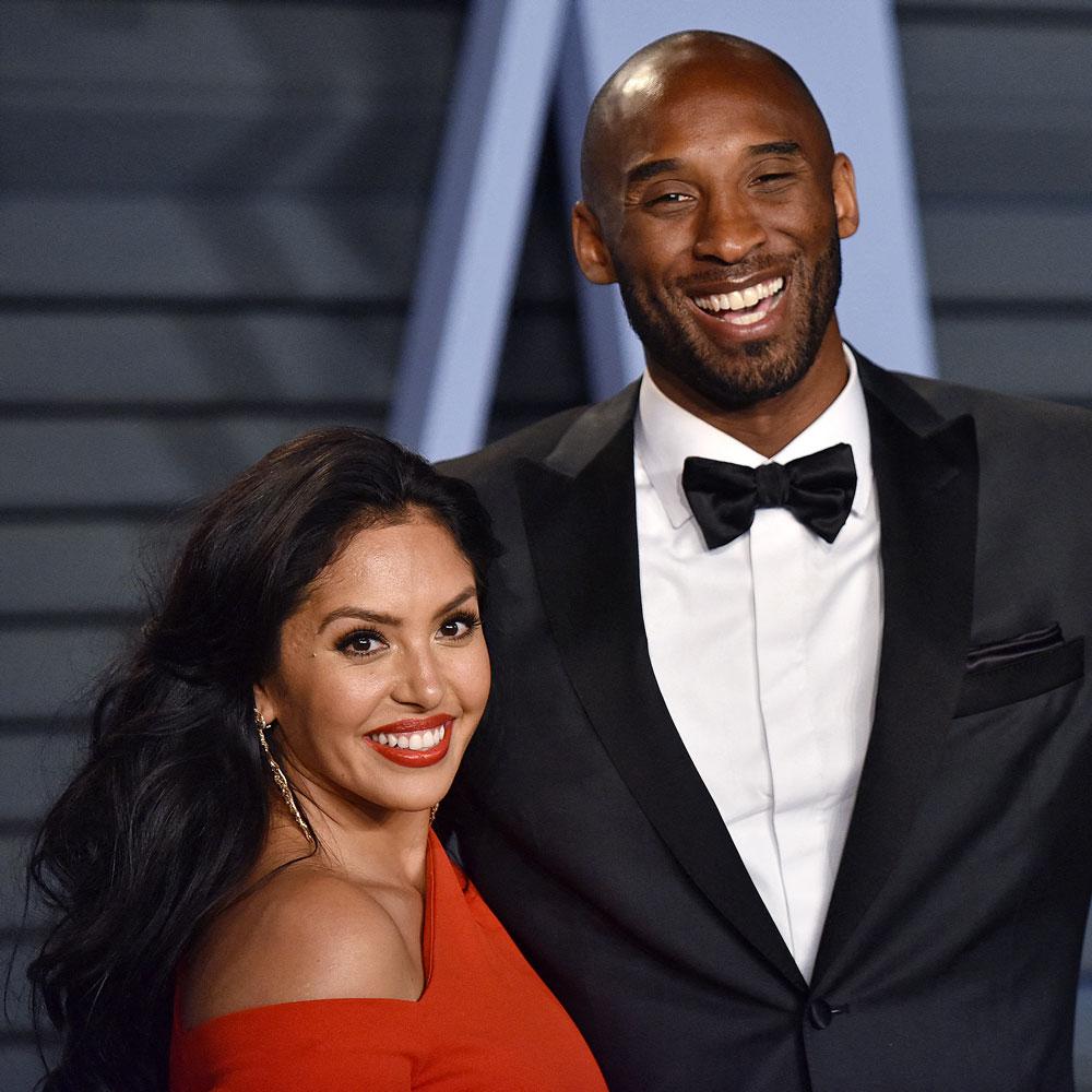 Mort de Kobe Bryant : le message déchirant de sa veuve Vanessa pour la Saint-Valentin
