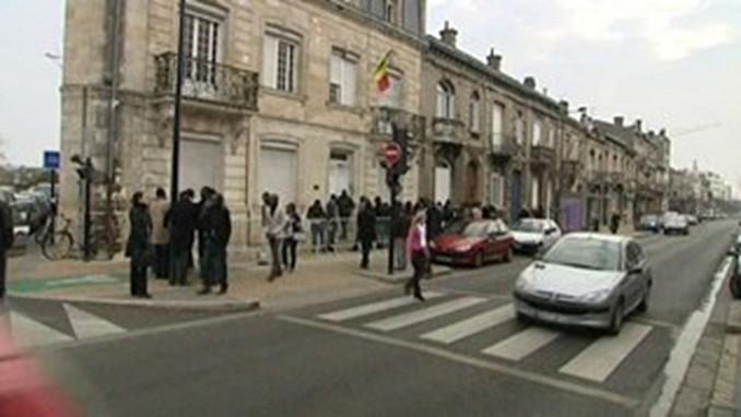 Communiqué : Déménagement du Bureau consulaire du Sénégal à Bordeaux