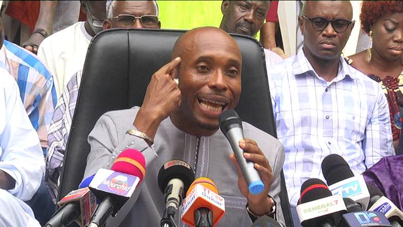 """L'opposition manœuvre pour contrecarrer la proposition de """"statut spécial de Dakar""""- Révélations sur la  rencontre de Barthélemy Dias et Cie prévue ce samedi"""