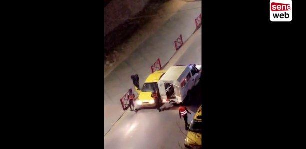 Couvre-feu : Voici ce qui différencie la police sénégalaise à celle du Maroc