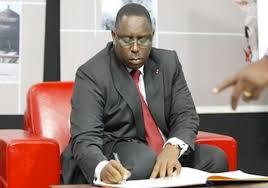 La nomination à l'issue du Conseil des Ministres