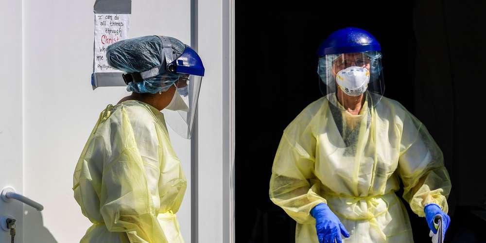 URGENT- Le monde a franchi le cap du million de personnes testées positives au coronavirus