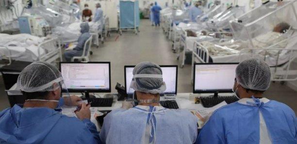 Le coronavirus tue plus de jeunes au Brésil