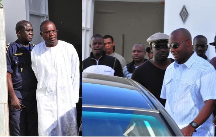 Comment Barthélémy Dias et Khalifa Sall ont voulu faire de la récupération politique la convocation par la SR de l'agent voyer Lamine N...