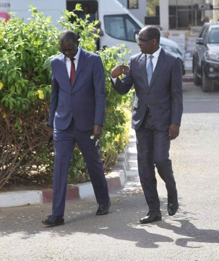 """ABDOULAYE DIOUF SARR :""""Nous avons soutenu la candidature du docteur Aloyse Diouf"""""""