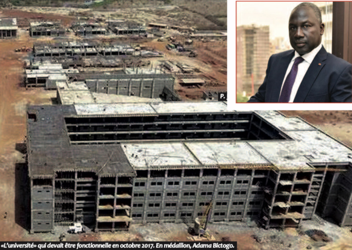 Diamniadio : Liquidation judiciaire de la société Marylis Btp d'Adama Bictogo.