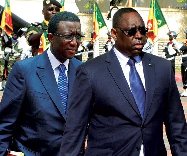 Macky Sall surveille Amadou Bâ