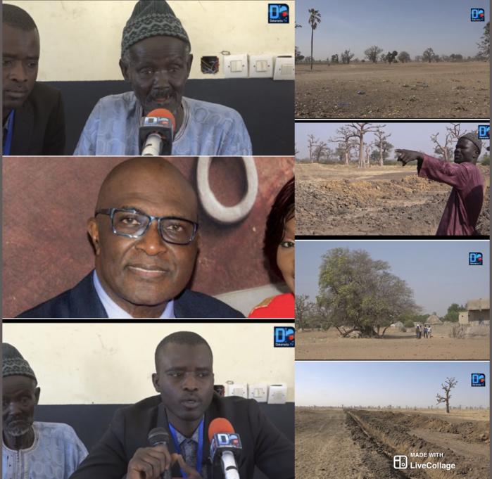 Urgent / Foncier les opposant à Babacar Ngom Sedima : L'Etat aurait décidé de restituer les terres aux paysans de Ndengler.