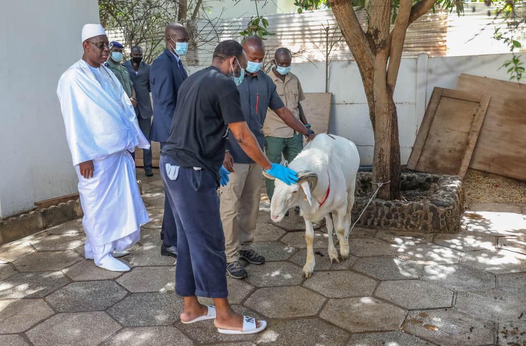 Aid El Kebir- Le message du Pr Macky Sall